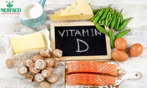 vitamin D và tiểu đường