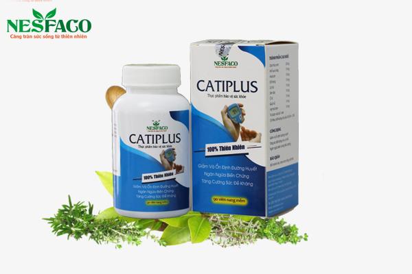 Đừng quên sử dụng Catiplus để chăm sóc cơ thể tốt hơn nhé