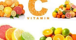 Vitamin C cần thiết cho cơ thể