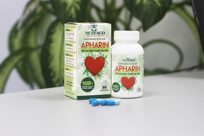 nguồn gốc thuốc apharin