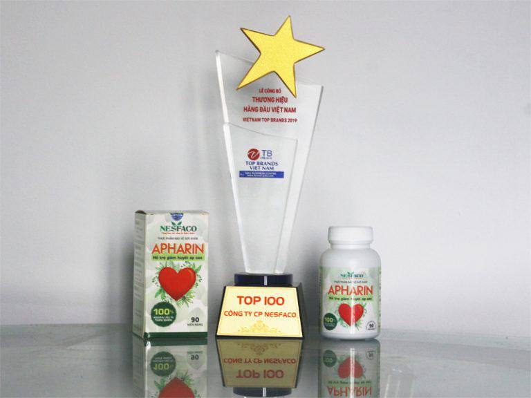 giải thưởng của apharin