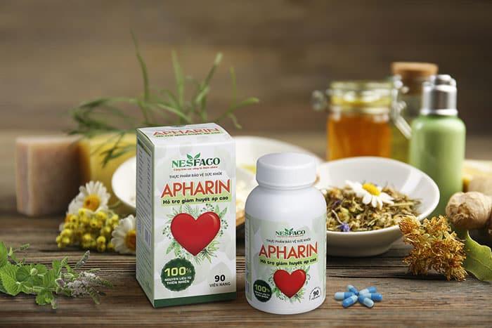 Apharin vòng điều hòa huyết áp