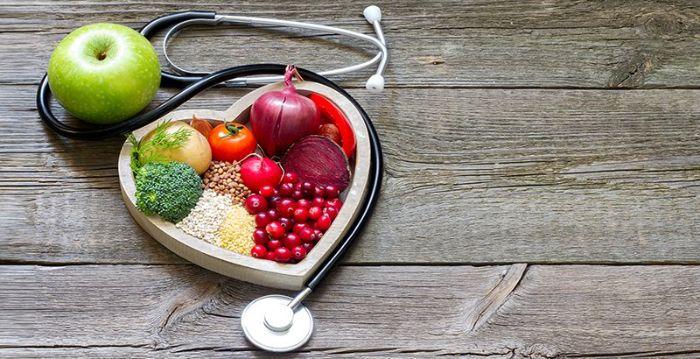 Biện pháp điều hòa cung lượng tim là chúng ta cần thiết lập chế độ ăn uống lành mạnh