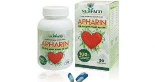 Apharin là sản phẩm hỗ trợ điều hòa huyết áp