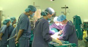 Mất máu nhiều do phẫu thuật hoặc bị chấn thương