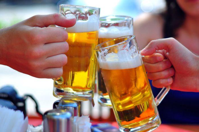 Không sử dụng rượu, bia và các chất kích thích