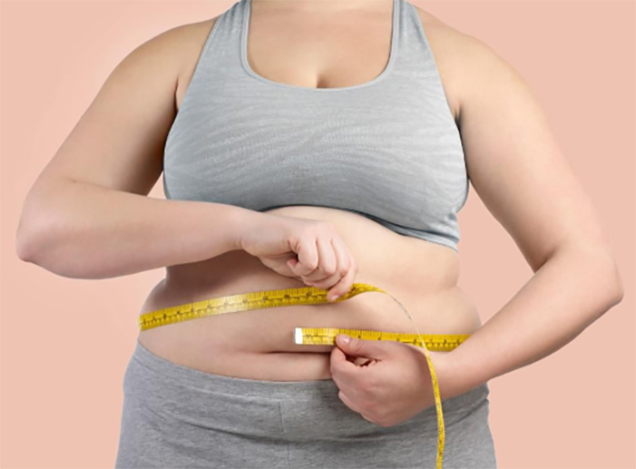 Người béo phì tiềm ẩn nguy cơ mắc bệnh huyết áp khá cao