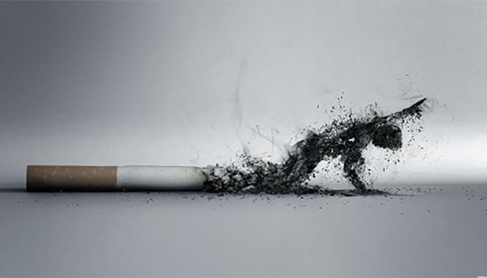 Hút thuốc lá là kết bạn với thần chết