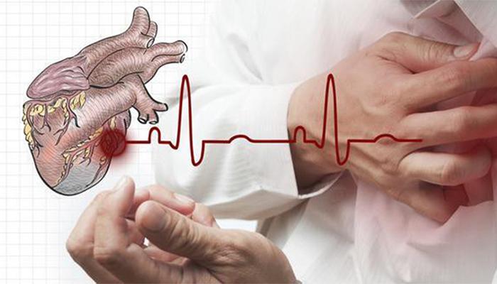 Thuốc lá kích thích nhịp tim tăng cao