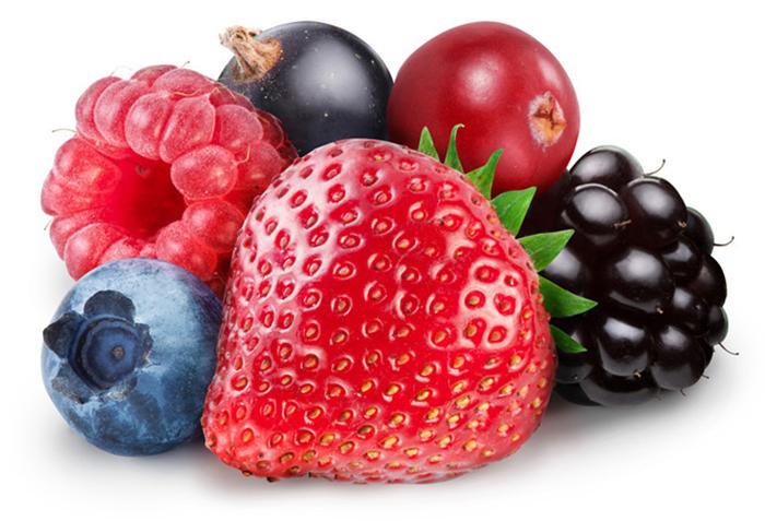 Những loại quả mọng nước rất tốt cho bệnh nhân cao huyết áp