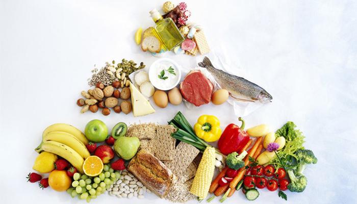 Một chế độ ăn uống lành mạnh giúp bạn có được sức khỏe tốt