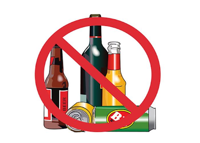 Rượu bia, nước có ga là những thực phẩm gây nguy hại cho bệnh nhân huyết áp