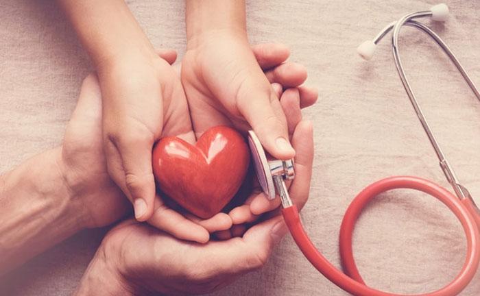 Huyết áp kẹp xảy ra khi huyết áp tâm trương tăng hoặc huyết áp tâm thu giảm