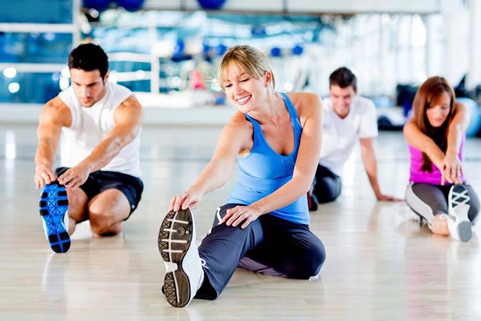 Luyện tập thể dục thể thao là giải pháp giúp bạn cân bằng chỉ số huyết áp