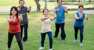 Thường xuyên tập luyện thể dục, thể thao ít nhất 30 phút mỗi ngày để ổn định huyết áp