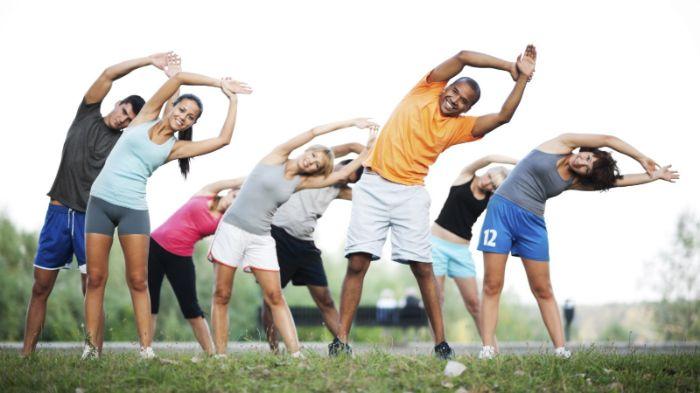 Tập thể dục thường xuyên và đều đặn