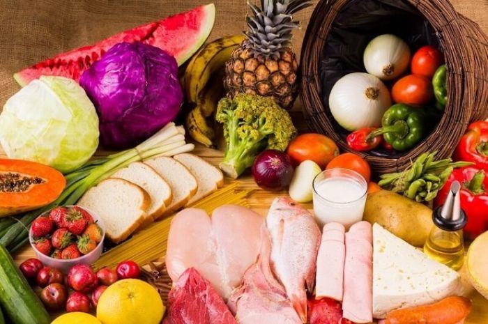 Thiết lập chế độ ăn uống lành mạnh, bổ sung các nhóm thực phẩm tốt cho tim mạch