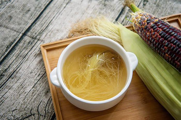 Hướng dẫn cách sử dụng trà râu bắp giúp hạ huyết áp