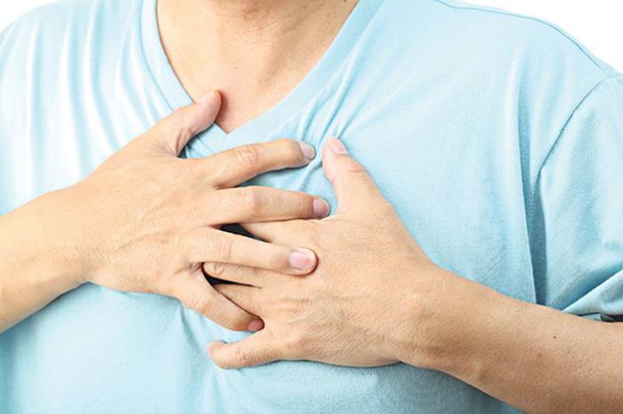 Tim đập liên hồi là biểu hiện của bệnh cao huyết áp