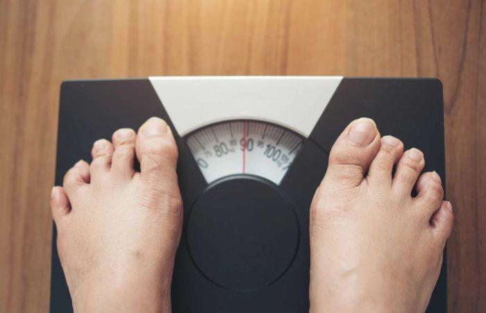 Giữ cân nặng ổn định, tránh béo phì