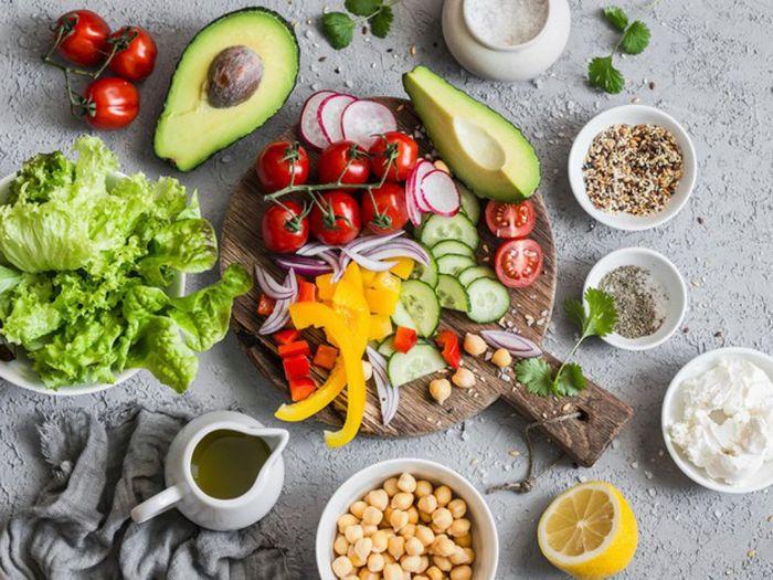 Chế độ ăn DASH kiểm soát huyết áp