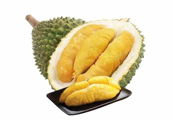 Sầu riêng có chứa hàm lượng đường, dinh dưỡng rất lớn