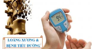 Tiểu đường gây loãng xương như thế nào?
