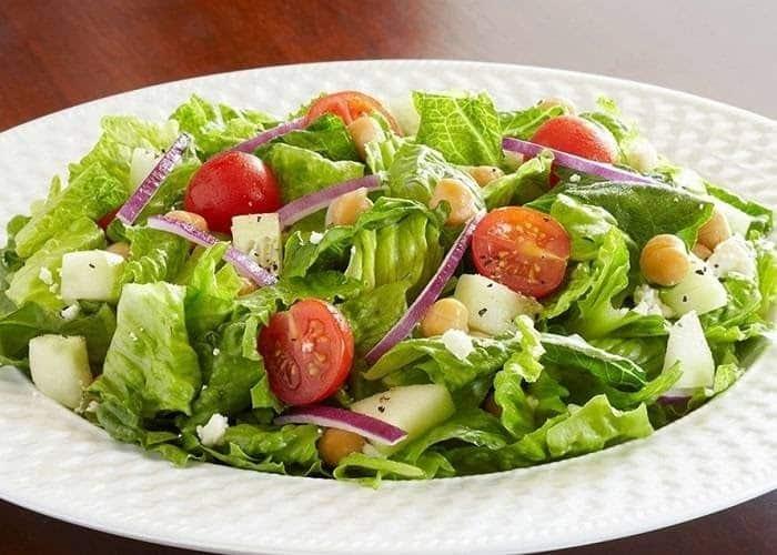 Salad là một món ăn nhẹ dành cho người tiểu đường