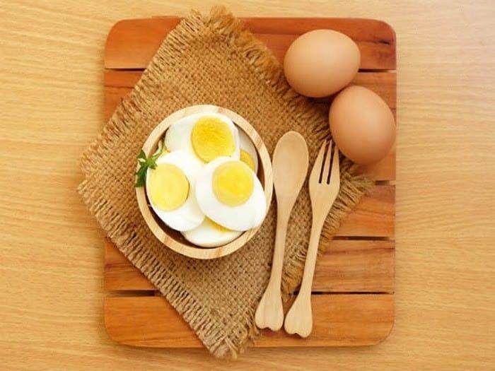 Ăn trứng với lượng phù hợp hỗ trợ điều trị bệnh tiểu đường