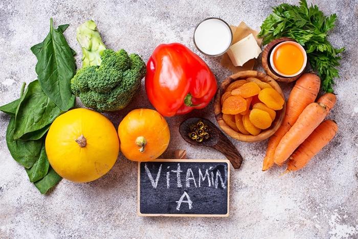 Các thực phẩm giàu Vitamin A có khả năng kích thích sự tăng trưởng của bạch cầu