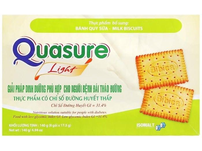 Bánh Quasure Light món ngon cho người tiểu đường