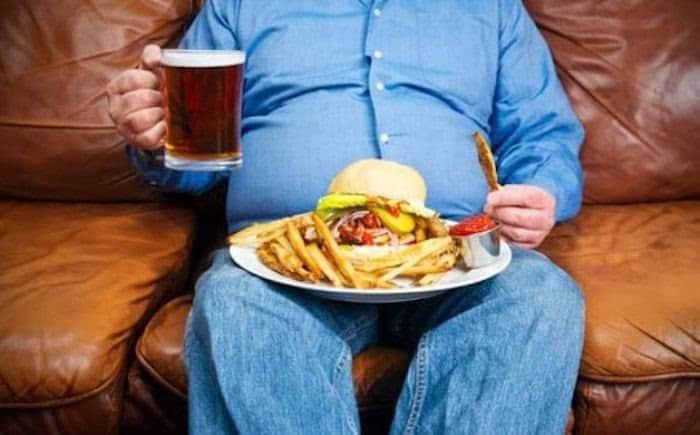Béo phì rất dễ bị tiểu đường