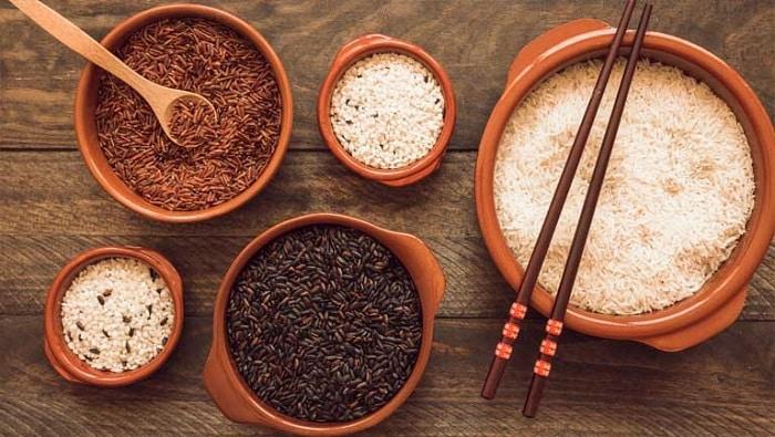 Gạo lứt được đánh giá là thực phẩm tốt cho sức khỏe