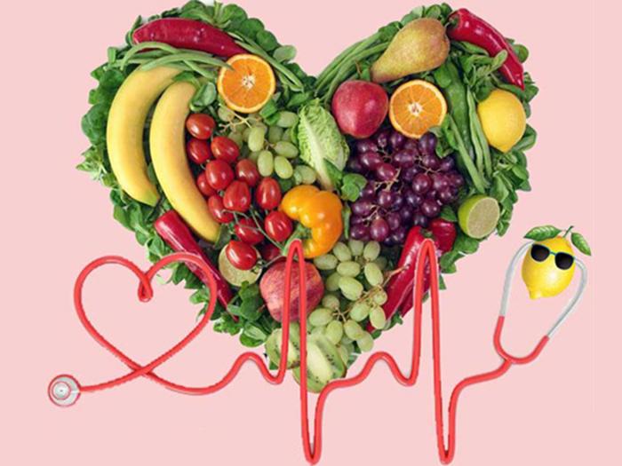 """Một chế độ ăn uống lành mạnh chính là """"viên"""" thuốc bổ hiệu quả với người cao huyết áp"""
