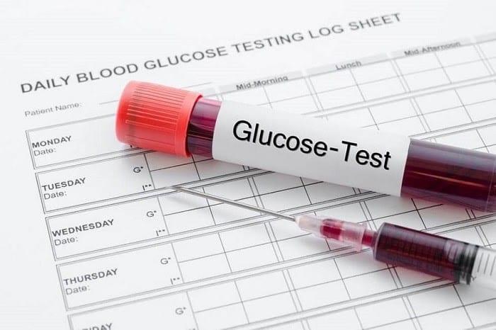 Quy trình test Glucose được thực hiện với những máy móc hiện đại