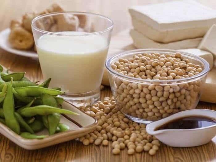 Thực phẩm làm từ đậu rất tốt cho thai phụ tiểu đường