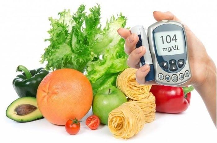Thực phẩm người tiểu đường nên ăn