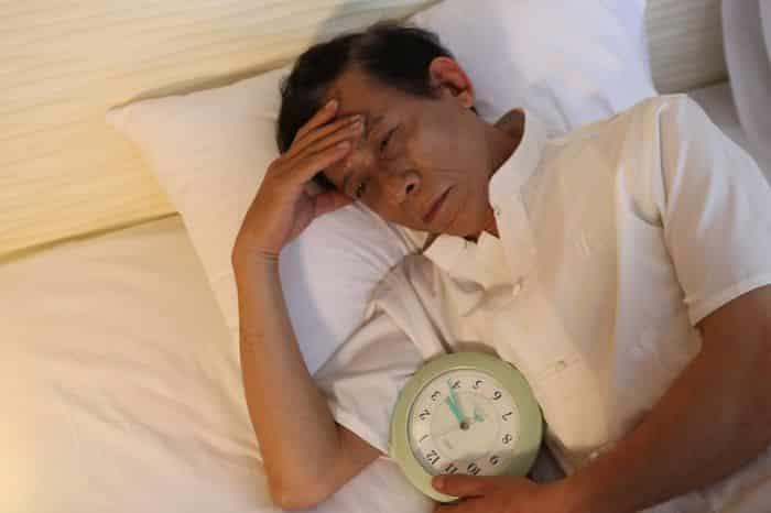 Bệnh nhân sử dụng thuốc chẹn Alpha 1 ở giai đoạn đầu có thể gặp phải chứng rối loạn giấc ngủ