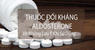Thuốc đối kháng Aldosterone