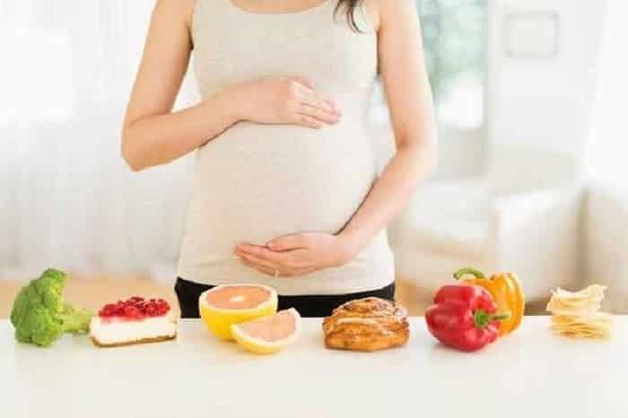 Mắc tiểu đường thai kỳ cần chú ý trong ăn uống