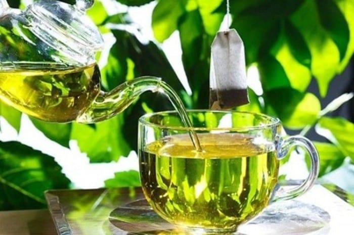 Hãy bổ sung trà xanh cho cơ thể nhé