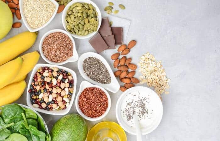 Các loại hạt chứa nhiều tinh bột nên khiến nhiều người bệnh lo lắng về việc làm tăng đường huyết