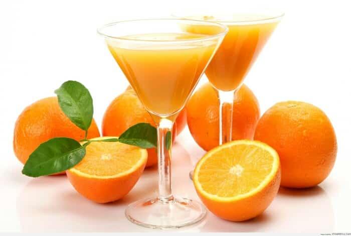 Nước cam có công dụng rất tốt cho sức khoẻ