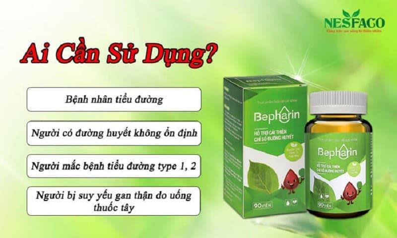 bepharin-thao-duoc-ho-tro-dieu-tri-tieu-duong