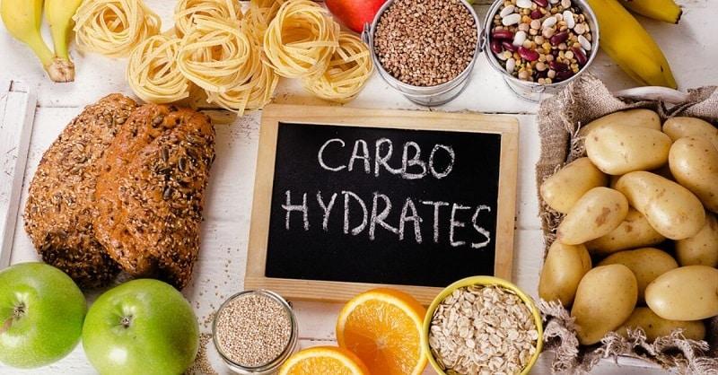 Hạn chế các thực phẩm có chứa carbohydrate