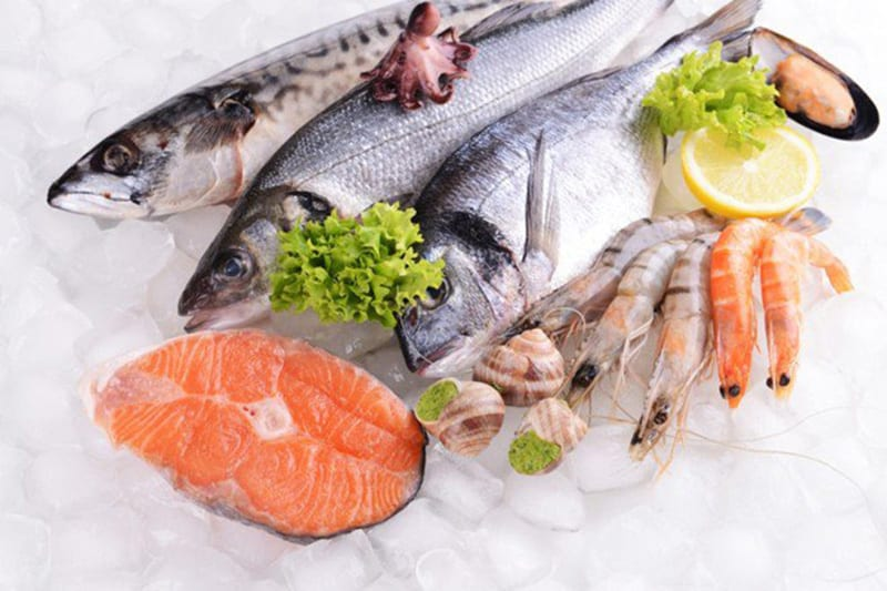 Ăn cá bé chứa nhiều axit omega-3