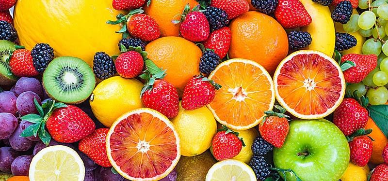 Hoa quả tươi tốt cho người máu nhiễm mỡ