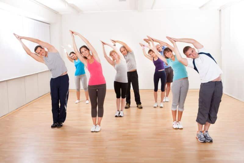 Tập thể dục là cách tăng tuần hoàn đơn giản hiệu quả