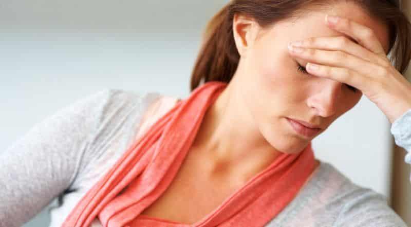 Rối loạn tuần hoàn máu não gây đau đầu, chóng mặt, buồn nôn