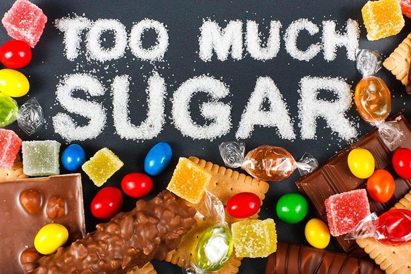 Giảm lượng đường tiêu thụ hàng ngày